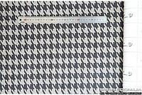 Алькантара самоклеющаяся Decoin (Корея) узор серый 145х10см