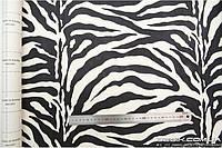 Алькантара самоклеющаяся Decoin (Корея) зебра белый 145х10см (тип Б)