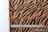 Алькантара самоклеющаяся Decoin (Корея) зебра мокко 145х10см