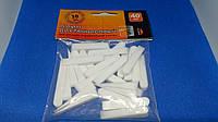Клин для керамической плитки белый Премиум 40 мм (30шт/пачк)