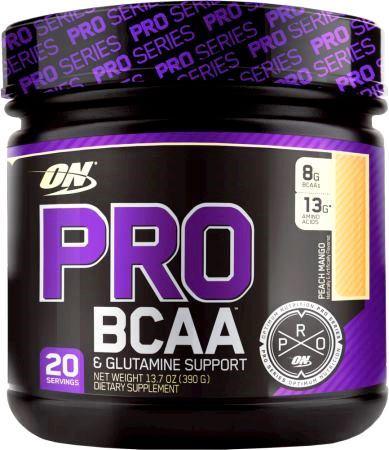БЦАА Optimum Nutrition  PRO BCAA 390 g