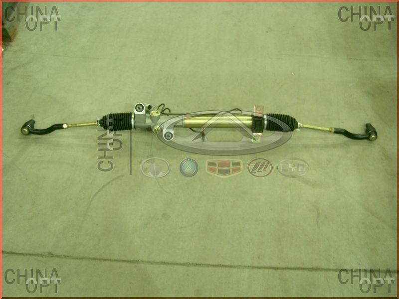 Рейка рулевая, без наконечников, с ГУР, Geely Emgrand EC7RV[1.5,HB], 1064001566, Aftermarket
