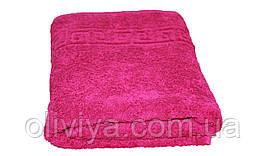 Полотенце для бани (бордо)