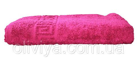 Полотенце для бани (бордо), фото 2