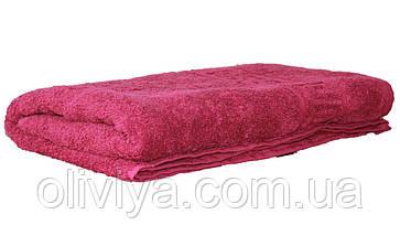 Полотенце для бани (бордо), фото 3