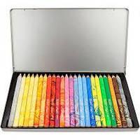 Карандаши цветные MAGIC 23шт + блендер 340802