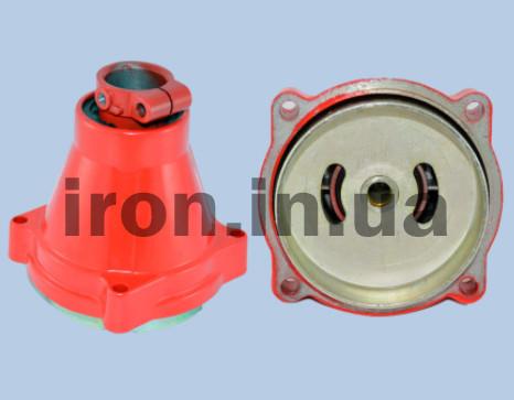 Редуктор верхний 7 шлицов Ø 28 мм для бензокосы