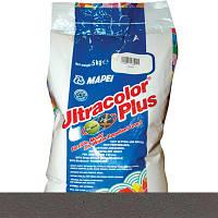 Затирка Mapei Ultracolor Plus 114 антрацит 5 кг