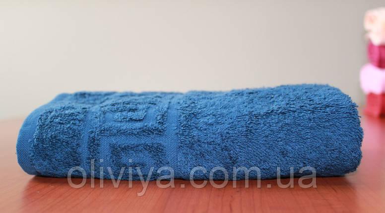 Полотенце для рук (темно-синее), фото 2