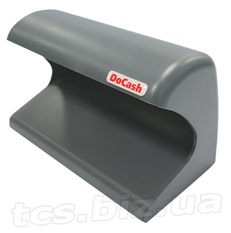 DoCash 025 з лампою Philips PL-S 9W/BLB/4P Детектор валют