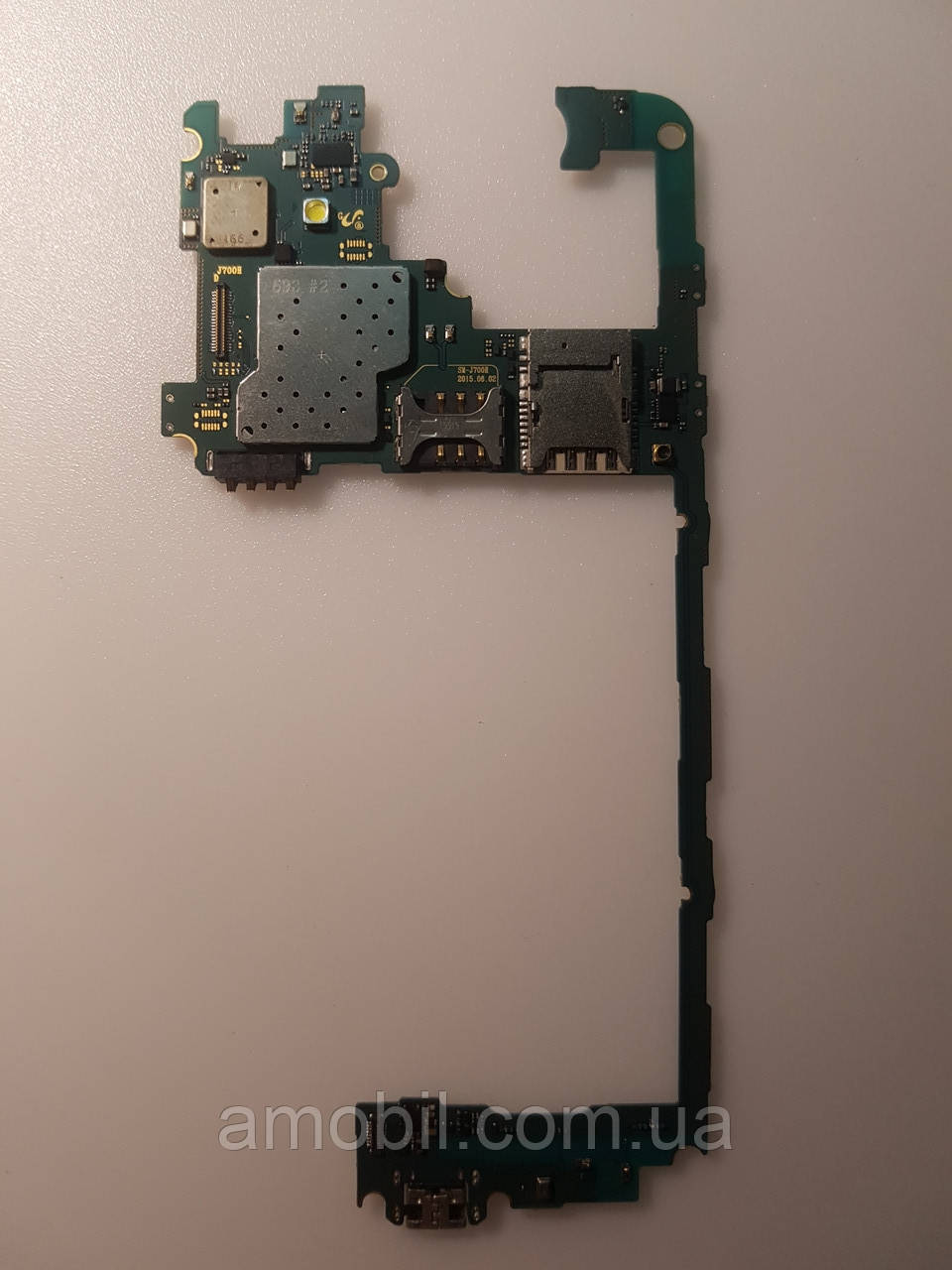 Материнская системная плата Samsung Galaxy J7 J700H / DS 2sim ,рабочая