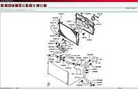 Mitsubishi ASA (Europe + USA + Japan) - Установка программы каталогов запасных частей Митсубиси
