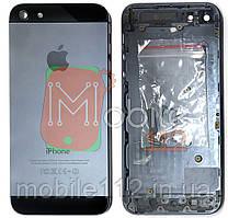 Корпус для iPhone 5S A1533 A1530 A1453 A1457 серый Копия Высокого качества