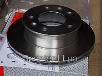 Диск тормозной пер. Sprinter 208-416, 96- (276x22) A.B.S. 16453 OE