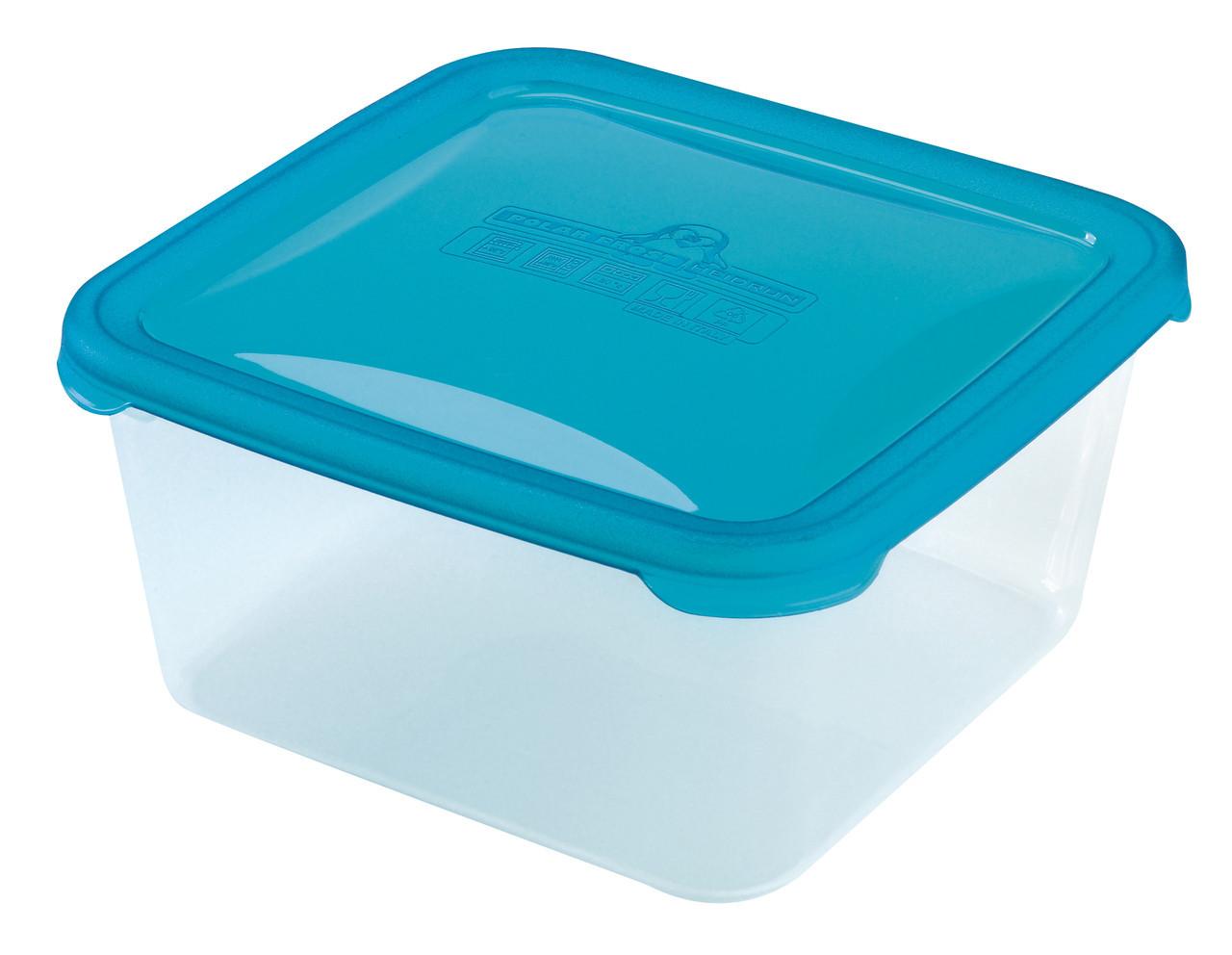 Контейнер для хранения в морозилке 2,4л Heidrun PolarFrost 19,5*19.5*9,1см (HDR-1765)