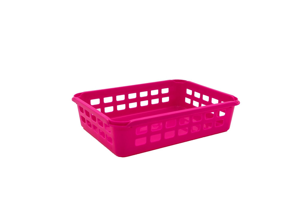 Корзинка пластиковая А5 Heidrun Baskets, 25*19*6см (HDR-1095)