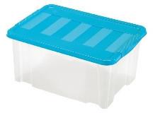 Ящик пластиковый 14л Heidrun Boxmania 40*29*18см (D-1575) Емкость пластиковая пищевая