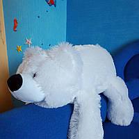 """Белый плюшевый мишка """"Умка""""  100см Украина. Мягкая игрушка плюшевый мишка 1 метр. Мягкий медведь."""