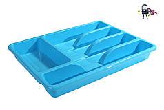 Лоток для столовых приборов Heidrun Kitchen Mix 34*26*4см (HDR-210)