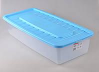 Ящик под кровать Heidrun Boxmania 35л 78*37*18см (GAR-1561), фото 1
