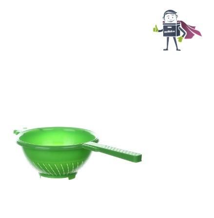 Дуршлаг пластиковый Heidrun Kitchen Mix d19 h9см (HDR-224)