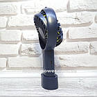 Мини-вентилятор портативный Handhald Fan F20 Navy blue. Ручной вентилятор с аккумулятором F20 Темно синий, фото 6
