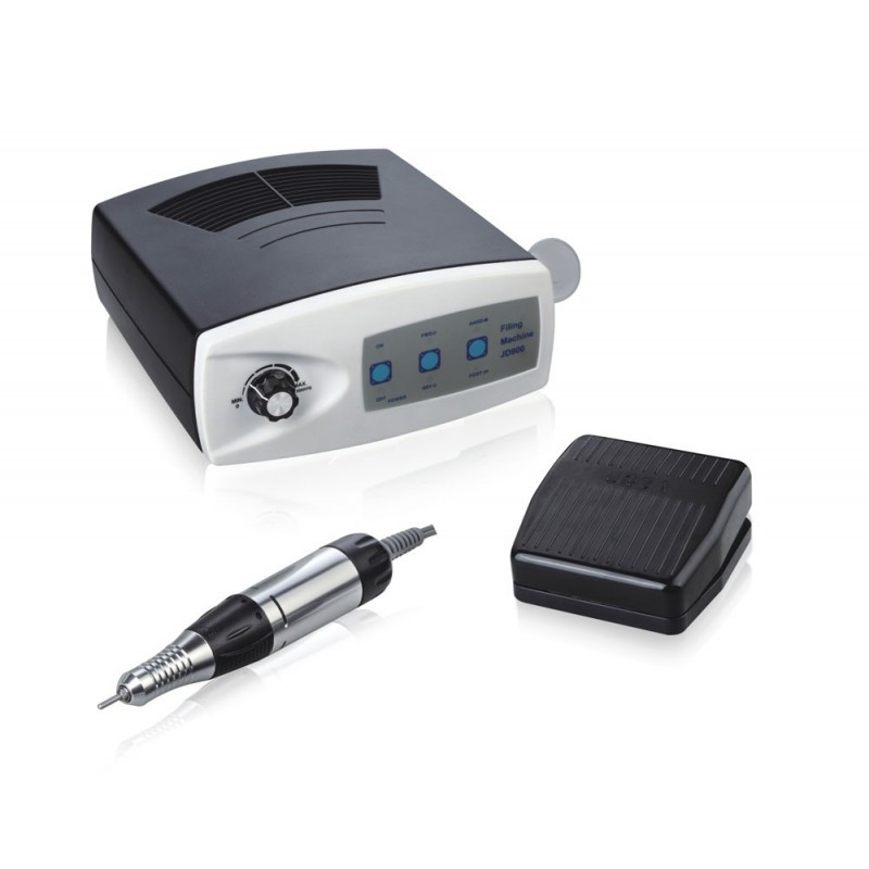 Фрезерная машинка для маникюра и педикюра Electric drill JD900 (оригинал)