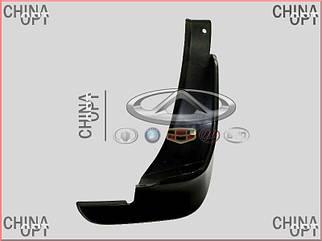 Брызговик передний правый, BYD F3R [1.5,HB], 10232145-00, Aftermarket