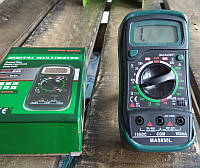 Цифровой мультиметр DT 830 L MAS, тестер