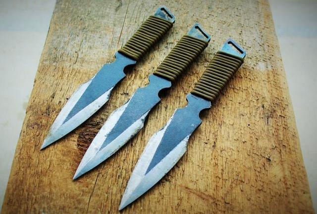 Ножи для метания. Метательные ножи