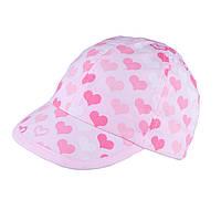 Бейсболка для девочки TuTu  арт. 3-001592(44-46,48-52) Розовый