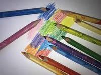 Карандаши цветные MAGIC 6 цветов, 340800