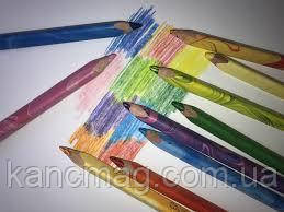 Набор карандашей 6 цветов koh-i-noor MAGIC 340800