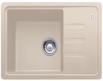 Гранитная кухонная мойка Adamant SLIM 620х435х200 (разные цвета)