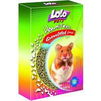 LoLo Pets HAMSTER Food Vegetable Овощной корм для хомяков