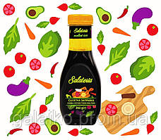 Салатна заправка соєва з кунжутним маслом 360гр (6) Salateria