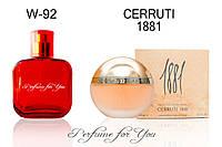 Женские духи 1881 Cerruti 50 мл