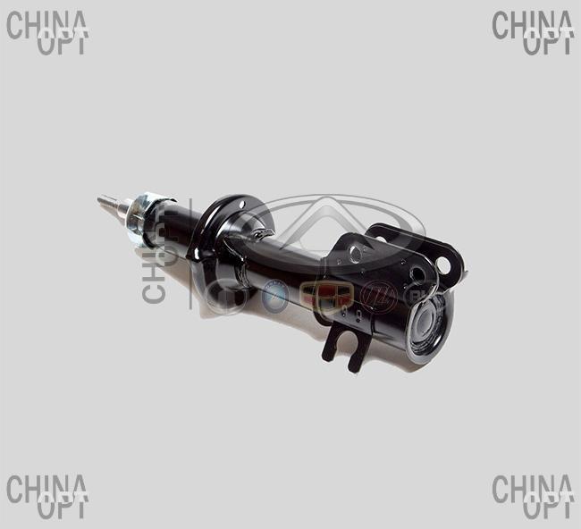 Амортизатор передний левый, масляный, Chery QQ [S11, 1.1], S11-2905010, Lovby