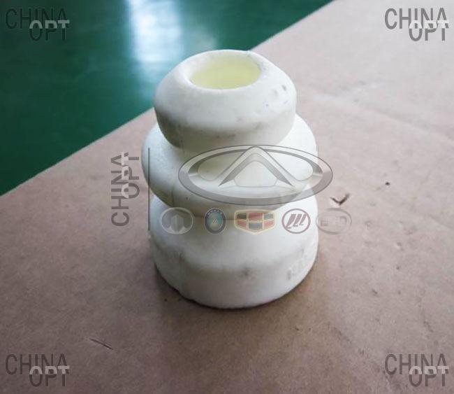 Отбойник заднего амортизатора, Geely EC8[2.4,GP,AT], 1014013226, Original parts
