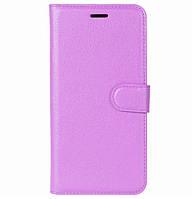 Чехол-книжка Wallet с визитницей для Meizu M6 Note Violet, фото 1