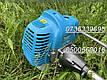 Профессиональная Бензокоса Makita EM4355SE мотокоса, триммер, кусторез, фото 6