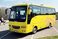 Автобус Isuzu 31 мест желтый