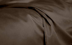 Простынь сатин Dark brown ТМ Moonlight 220х240 см