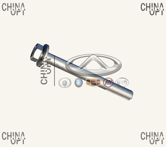 Болт ексцентрик, L=123mm, Chery TiggoFL [1.8, с 2012г.], T11-2919035BA, Patron