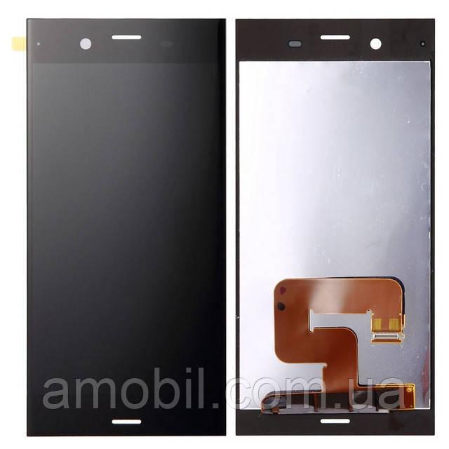 Дисплей + сенсор Sony G8341 Xperia XZ1 / G8342 orig black