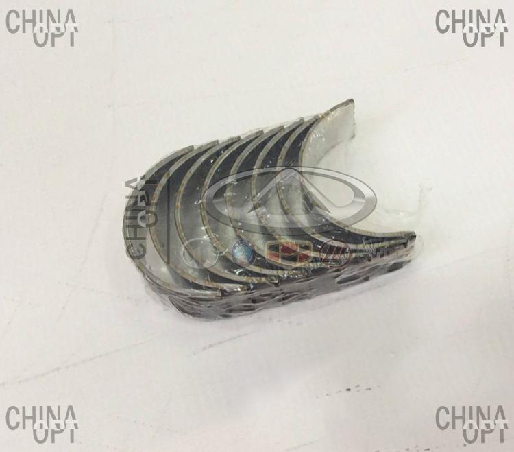Вкладыши шатунные STD, 4G64, 4G63, комплект, Great Wall Haval [H5, 2.4], SMD327503, NDC
