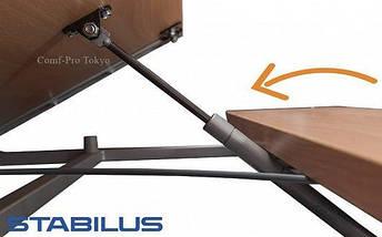 Детская парта растишка стол трансформер Mealux Tokyo TH-338 teak, фото 3