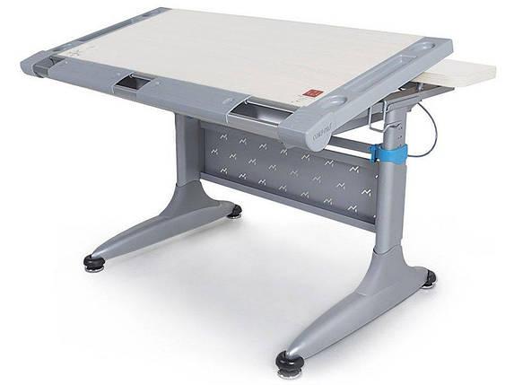 Детская парта растишка стол трансформер Mealux Tokyo 2 TH-348 TG teak, фото 2