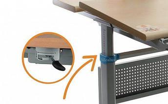 Детская парта растишка стол трансформер Mealux Miki 2 TH-349 beech, фото 3