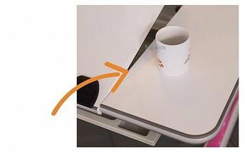 Детская парта растишка стол трансформер Mealux Monako BD-503 P Pink, фото 3